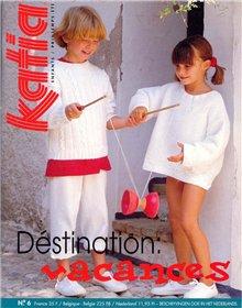 Журнал алиса по вязанию для детей 44